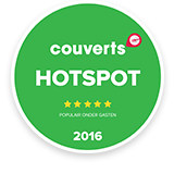 Eindeloos Couverts Hotspot