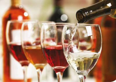 wijnproeverij  15 mei 2020 GEANNULEERD
